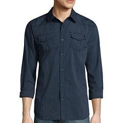 I Jeans By Buffalo® Murdock Long-Sleeve Woven Shirt