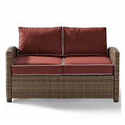 Bradenton Wicker Patio Lounge Chair