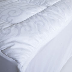 DownLinens Waterproof 300tc Luxury Mattress Pad