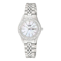 Citizen® Womens Stainless Steel Bracelet Watch EQ0530-51D