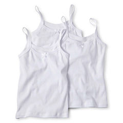 Maidenform 3-pk. Camis - Girls 7-16