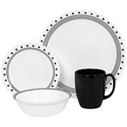 Corelle® Livingware™ City Block 16-pc. Dinnerware Set