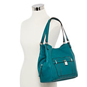 Liz Claiborne Heather 4-Poster Shoulder Bag