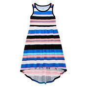 Okie Dokie Sleeveless Maxi Dress - Preschool