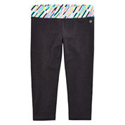 Xersion Jersey Capris - Big Kid Girls