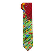 Jerry Garcia Christmas Scales 10 Tie