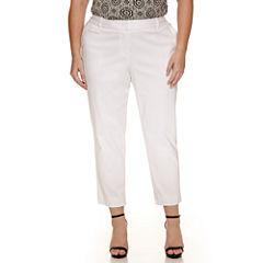 Worthington® Centennial Slim Suiting Ankle Pants - Plus