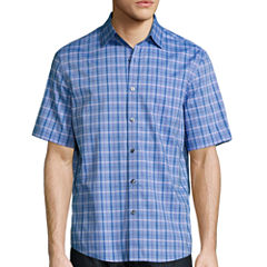 Claiborne Button-Front Shirt