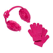 Capelli Of N.Y. Girls Ear Muffs-Preschool