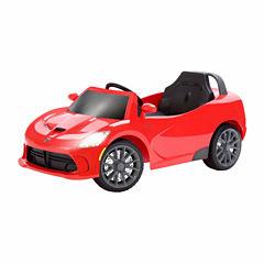 KidTrax Dodge Viper SRT 6V Electric Ride-on