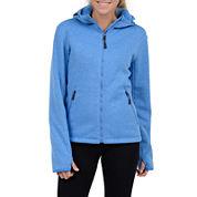 Champion® Sweater Fleece Hooded Jacket