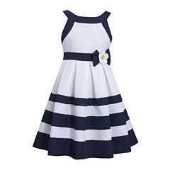 Bonnie Jean® Nautical Dress - Girls 7-16