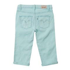 Levi's® Paradise Skimmer Pants - Girls 7-16