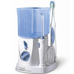 Waterpik WP-700  2-in-1 Water Flosser + Sonic Toothbrush