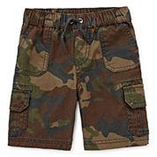 Arizona Camo Cargo Shorts - Toddler Boys 2t-5t