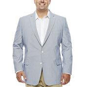 Stafford® Cotton Sport Coat - Big & Tall