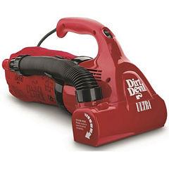 Dirt Devil M08230RED Ultra Corded Bagged HandheldVacuum