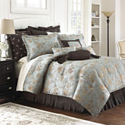Marquis by Waterford® Cameron 4-pc. Comforter Set