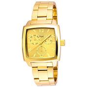 Invicta Womens Gold Tone Bracelet Watch-21710
