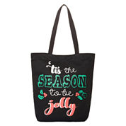 Mixit Holiday Tote Bag
