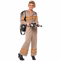 Ghostbusters Movie: Ghostbuster Female Deluxe Adult Costume M