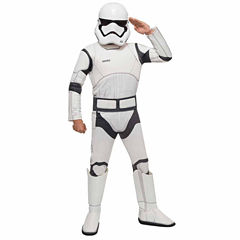 Episose Vii Stormtrooper 3-pc. Star Wars Dress UpCostume