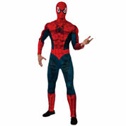 Spiderman Adult 2-pc. Dress Up Costume