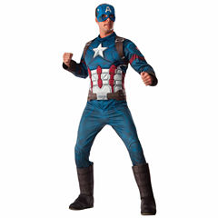 Marvel's Captain America: Civil War Captain America Avengers 3-pc. Dress Up Costume