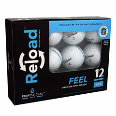 12 Pack of Titleist Recycled Golf Balls.