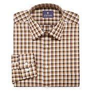 STAFFORD TRAVEL EASY-CARE LONG-SLEEVE BROADCLOTH DRESS SHIRT