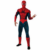Spiderman Adult Spider-Man 2-pc. Spiderman Dress Up Costume