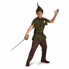 Peter Pan 4-pc. Peter Pan Dress Up Costume