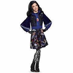 Disney Evie Isle Lost Girls 4-pc. Descendants Dress Up Costume