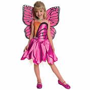 Barbie Mariposa Barbie 2-pc. Dress Up Costume