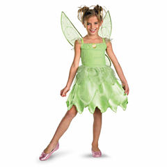Tink And The Fairy 2-pc. Tinker Bell Dress Up Costume