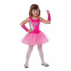 Marvel Pink Spider-Girl Costume - Small (4-6)