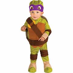 Teenage Mutant Ninja Turtle - Donatello Toddler Costume - Toddler (2T/4T)