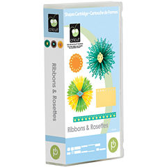 Cricut® Shape Cartridge—Ribbons and Rosettes