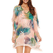 Liz Claiborne Tropical Solution Coverup or Swimsuit