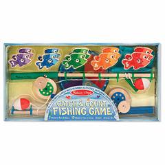 Melissa & Doug® Catch & Count Fishing Game