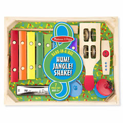 Melissa & Doug® Band-in-a-Box Hum! Jangle! Shake!