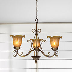 Dale Tiffany™ Luster Gold Hanging Fixture