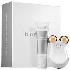NuFACE White Rose Mini Facial Toning Device