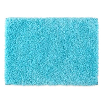 Elegant JCPenney Home™ Drylon Microfiber Bath Rug Collection