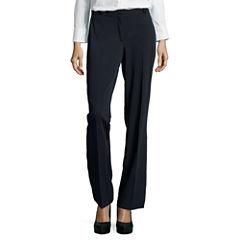 Liz Claiborne® Curvy Elizabeth Secretly Slender™ Bootcut Trousers