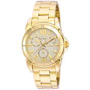 Invicta Angel Womens Gold Tone Bracelet Watch-21700