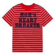 Okie Dokie Boys Short Sleeve T-Shirt-Toddler