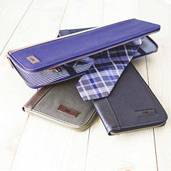 Personalized Travel Tie Case