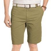 IZOD Cotton Chino Shorts
