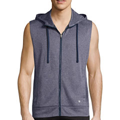 Xersion Sleeveless Knit Hoodie